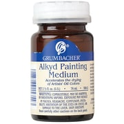Grumbacher Alkyd Painting Medium Color