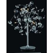 Elegant Lighting Iris 22'' H Table Lamp