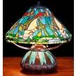 Meyda Tiffany Tiffany Nautical Koi Mosaic Base Table Lamp