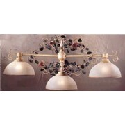 Classic Lighting Bouquet 3 Light Kitchen Pendant Lighting/Billiard Light