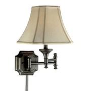 Wildon Home   Asa Swing Arm Wall Lamp