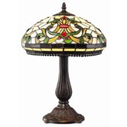 Z-Lite Templeton 17'' H Table Lamp with Bowl Shade