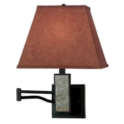 Wildon Home   Dakota Swing Arm Wall Lamp