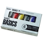 Liquitex Basics Acrylic Paint Tube Set
