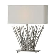 Ren-Wil Stick 23'' H Table Lamp with Rectangular Shade