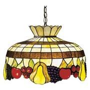 Meyda Tiffany Art Glass 1 Light Bowl Pendant