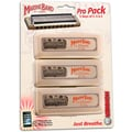 Hohner Marine Band Pro Pack Harmonica in Chrome - Key of C, G, A