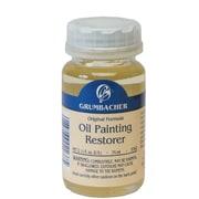 Grumbacher Oil Painting Restorer, 2.5 oz. jar