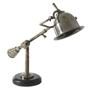 Authentic Models Author's 16.1'' H Table Lamp with Bell Shade