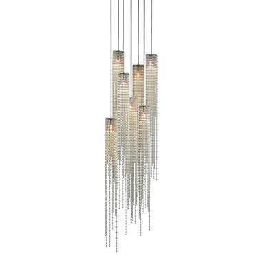 Nova Bead 7 Light Pendant