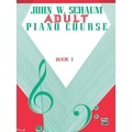 Alfred Publishing Adult Piano Course, Book 1