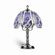 ORE Furniture Dolphi 23.5'' H Table Lamp with Novelty Shade