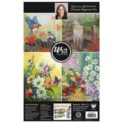 Weber Art Donna Dewberry DVD Woil Beginner Floral Painting