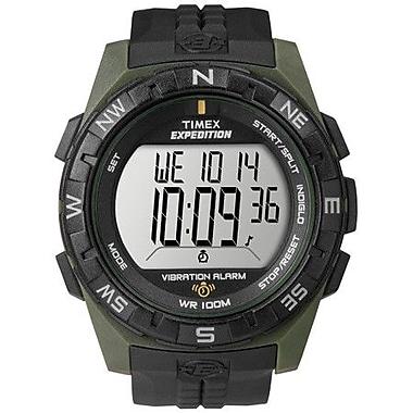 Timex Rugged Vibrating Alarm Watch