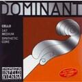 Thomastik-Infeld Dominant Cello Set (142, 143, 144, 145), 147-4/4