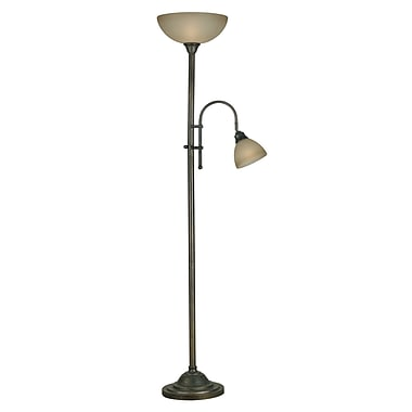 Wildon Home   Callahan Torchiere Floor Lamp