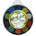 US Artquest Mica Watercolor Paint Palettes; Vintage