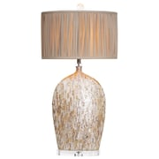 Couture, Inc. Coastal Retreat Newport 30'' H Table Lamp with Oval Shade