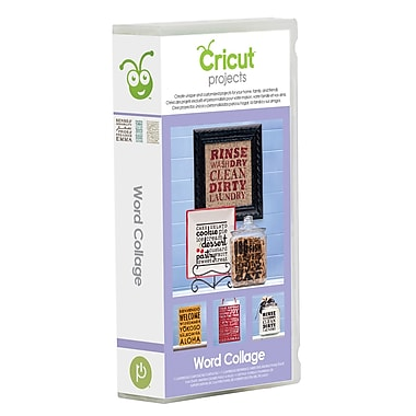 CricutWord Collage Cartridge