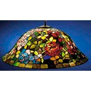 Meyda Tiffany Tiffany Rosebush 9 Light Pendant