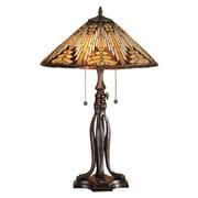 Meyda Tiffany Nuevo Mission 25.5'' H Table Lamp