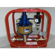 Rice Hydro 3.5 GPM Pneumatic Hydrostatic Test Pump