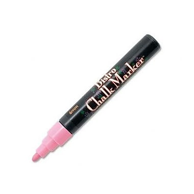 Marvy Bistro Marker; Pink
