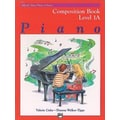Alfred Publishing Basic Piano Course: Composition Book 1A