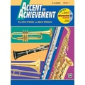 Alfred Publishing Accent on Achievement, Book 1 B-Flat Clarinet Book and CD