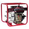 Amico 123.28 GPM Diesel 2'' Trash Water Pump with Recoil Start