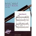 Alfred Publishing Basic Adult Piano Course: Duet Book 2