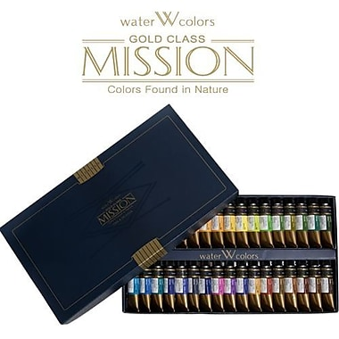 Weber Art Mijello Mission Gold Class 15ml Watercolor (Set of 34)