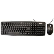 Retail Plus F21XQ3/FR Wired French/Canadien Keyboard/Mouse Combo