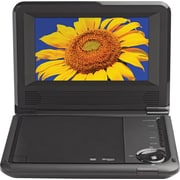 Audiovox® D7021 7 TFT LCD Portable DVD Player, Black
