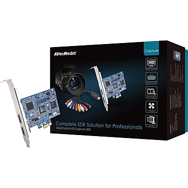 AverMedia® DarkCrystal HD Capture Software Development Kit