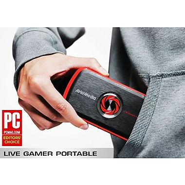 AverMedia® USB 2.0 Super Sharp Portable Live Gamer