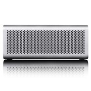 Braven 710 Portable Wireless Bluetooth Speaker,  Silver