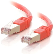 C2G 25' Category 5e Network Cable, Red