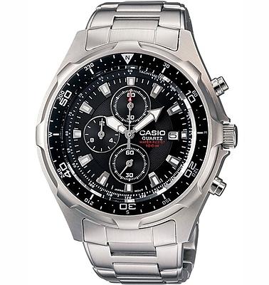 Casio AMW330D-1AV Men's Analog Chronograph Wrist Watch