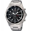 Casio® AMW330D-1AV Men's Analog Chronograph Wrist Watch W/Resin Band, Silver