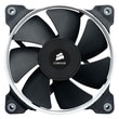 Corsair® Air Series SP120 PWM Quiet Edition High Static Pressure Fan, Black, Twin Pack