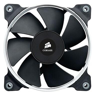 Corsair® Air Series SP120 PWM Quiet Edition High Static Pressure Fan, Black, Twin Pack