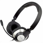 Creative® ChatMax HS-720 USB Circumaural Gaming Headset, Black