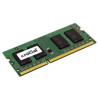 Crucial CT51264BF160BJ 4GB DDR3 204-Pin Laptop Memory Module