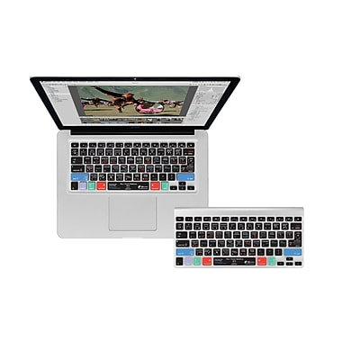 KB Covers Aperture Keyboard Cover For MacBook, Clear