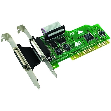 Lava™ DUALPARALLEL-PCI 2 Port Parallel PCI Adapter