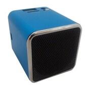 SnowFire™ 150 W Cuboid Speaker System, Ocean Blue