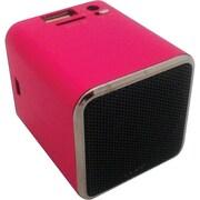SnowFire™ 150 W Cuboid Speaker System, Hot Pink