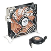 Thermaltake® Mobile Fan 12 Adjustable Speed Fan With Retractable USB Cable, 1500 RPM