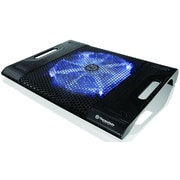 "Thermaltake® Massive23 Lx Notebook Cooler, 2""(H) x 14.8""(W) x 11.8""(L), Black"